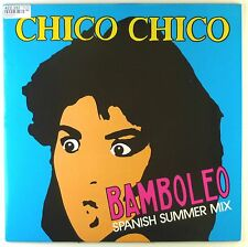 "12"" Maxi - Chico Chico  - Bamboleo - A2540 - washed & cleaned"