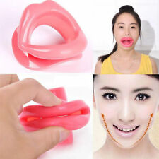 New Anti-Wrinkle Anti-Aging Muscle Oral Exercise Trainer Silicon Face Slimmer 1P