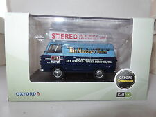 Oxford FDE013 1/43 O Scale Ford 400E Thames Van HMV His Masters Voice Roof Sign
