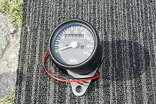 HONDA Mini Speedo BLACK gauges Speedometer  Kawasaki Suzuki Yamaha CB550 CB750