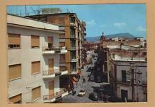 MADDALONI (Caserta) VIA SAN FRANCESCO D'ASSISI viaggiata anni '70