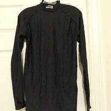 Women's BRINE Long Sleeve Compression Mock New LARGE
