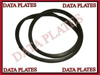 Rubber Seal for Metal Chaincase Cover Part Number 01-8650 AJS Matchless