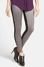 Lysse  Lyssé 'Sophie' Satin & Ponte Knit Control Top Legging size S Small