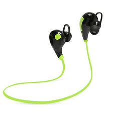 Wireless Bluetooth 4.0 Headset SPORT Headphone Stereo Earbuds For iPhone Samsung