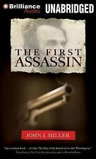The First Assassin by John J. Miller (2014, MP3 CD, Unabridged)