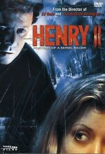 Henry II: Portrait of a Serial Killer (2006, DVD NEUF) WS