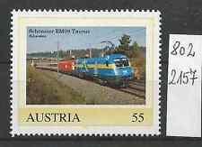 """Österreich PM personalisierte Marke Eisenbahn """"Taurus EM 08""""  **"""
