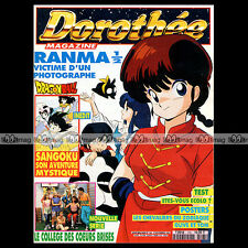 DOROTHEE MAGAZINE N°165 DRAGON BALL Z, CHEVALIERS DU ZODIAQUE 1992 ★ COMPLET ★