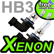 Hb3 100W Xenon Off Road Headlight Car Bulbs White Qty 2