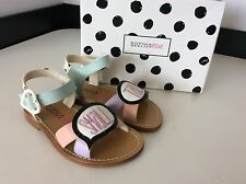 SOPHIA WEBSTER Mini NEW sandals Shoes Size 25 Uk 8 Infant £140 Pink Lilac Small