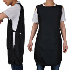Salon Hairdressing Hair Cutting Apron Front-Back Cape for Barber Hairstylist New