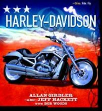 Harley-Davidson (Drive. Ride. Fly.)-ExLibrary