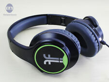 Flips Audio Collapsible HD Headphones Headband and Stereo Speakers FH2814BK