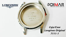CAJA/CASE  ORIGINAL LONGINES 7111-1 SIN CRISTAL DIAM.34mm