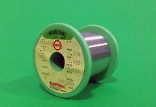 88g Nikrothal Nichrome 48AWG 0.03mm 1500 Ω/m 457 Ω/ft Resistance WIRE 0,03