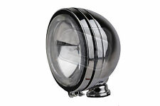 "small 4"" car chrome spot lamp lights angel eye halogen CLEAR 12v spotlights fog"