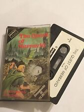 THE QUEST OF MERRAVID COMMODORE 64 C64 CASSETTE TAPE TEXT ADVENTURE GAME MARTECH