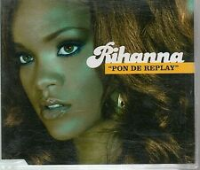 RIHANNA - PON DE REPLAY-  ENHANCED VIDEO CD SINGLE 2005