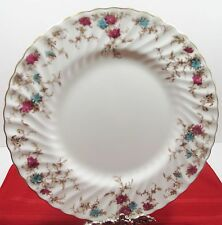 Minton Bone China Ancestral Dinner Plate Wreath Mark S376