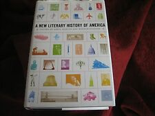 Harvard University Press Reference Library A New Literary History of America HD