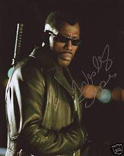 WESLEY SNIPES - BLADE AUTOGRAPH SIGNED PP PHOTO POSTER