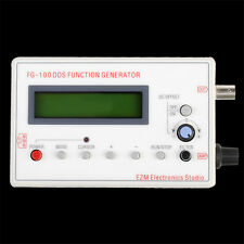 FG-100 DDS Function Signal Generator Frequency Counter 1Hz - 500KHz