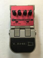 Line 6 Tone Core Crunchtone Overdrive Modeler Distortion Guitar Effect Pedal
