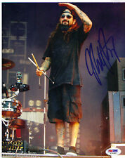 Mike Portnoy Dream Theater Drummer Signed Autograph 8x10 Photo PSA DNA COA