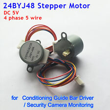 24BYJ-48 High Quality Stepper Gear Motor 5V 4 Phase 5 wire Step Reduction Motor