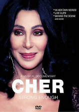 Cher: Strong Enough New DVD