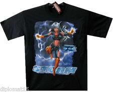 VINTAGE MARVEL T-Shirt STAN LEE Möbius Storm Manga 90's