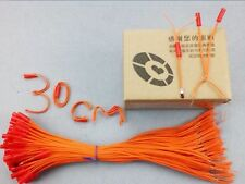 30 Pcs 0.3 M Cold Fireworks Firing system electric igniter 0.45mm Copper wire