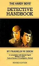 The Hardy Boys Detective Handbook by Dixon, Franklin W., Good Book
