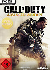 Call of duty Advanced Warfare Steam cod 11 PC CD key descarga Code de