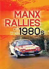 The Manx Rallies of the 1980s (New DVD) Rallying Rally Isle of Man Sierra 6R4