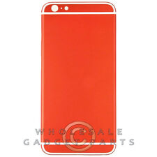 Door for Apple iPhone 6  Plus CDMA GSM Red Rear Back Panel Housing Battery