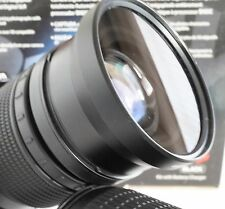 Ultra Wide Angle Macro lens for Sony Alpha A7 A77 A65 A58 w 18-135 16-105 55-300
