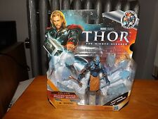 """THOR THE MIGHTY AVENGER, DELUXE ICE ATTACK FROST GIANT 5"""" FIGURE, MIP, 2010"""
