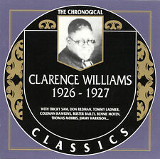 1926-1927 by Clarence Williams-CLASSICS CD NEW