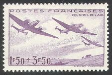 France 1942 Aviation/Welfare/Planes/Aircraft/WWII/Ploughing/Transport 1v n32917