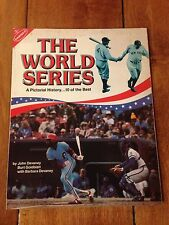 RARE 1981 NABISCO THE WORLD SERIES A PICTORIAL HISTORY 10 of the Best