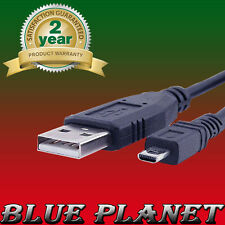PENTAX OPTIO 33WR / WG-2 GPS / Quality USB Cable Data Transfer Lead