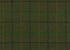 1670/7 Scottish Tweed Fabric 100% Wool Made In Scotland By The Metre
