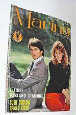( f9) FOTOROMANZO MARINA 249  ( 1982 ) SUSIE SUDLOW  DANILO VERDE