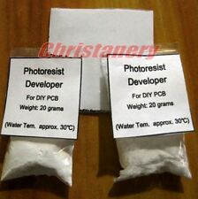 Photoresist Film Developer for PCB DIY Photo Etched PE 40g Embossment~free ship