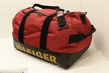 Vintage Tommy Hilfiger duffle bag HILFIGER OUTDOORS 14 x 17 x 25