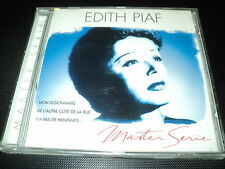 "CD ""EDITH PIAF - MASTER SERIE"" best of 16 titres"