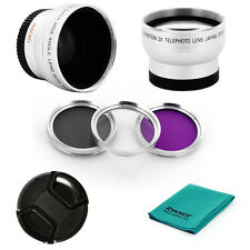 Wide,tele lens CPL UV FLD Filter for Olympus PEN E-PL3/E-P3/E-PL2E-PM1,14-42mm
