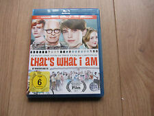 That´s what I am Blu-Ray
